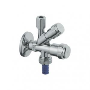 Угловой вентиль Grohe 41073000 1/2*3/8 (хром глянец)