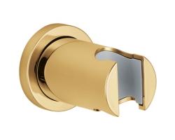 Держатель для ручного душа Grohe Rainshower 27074GL0 (золото глянец)