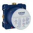 Смеситель термостатический Grohe Rapido SmartBox 35600000 (скрытая часть, 2-х позиционный)