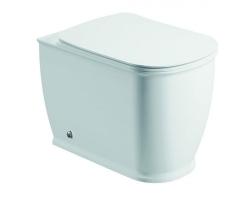 Унитаз приставной Grossman Comfort GR-PR3013 (белый, микролифт)