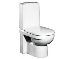 Унитаз напольный Gustavsberg Artic 4310 (GB114310301231) (GB114310301737) (без крышки)