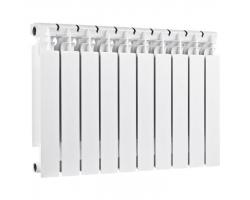 Радиатор биметаллический Halsen BS 350/80 (10 секций)
