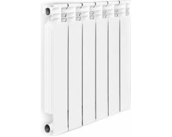 Радиатор биметаллический Halsen BS 350/80 (6 секции)