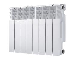 Радиатор биметаллический Halsen BS 350/80 (8 секций)