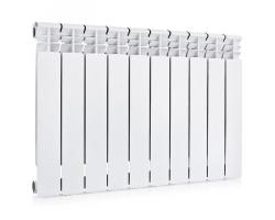 Радиатор биметаллический Halsen BS 500/80 (10 секций)