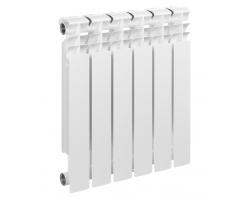 Радиатор биметаллический Halsen BS 500/80 (6 секций)