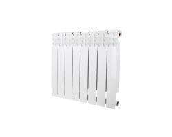 Радиатор биметаллический Halsen BS 500/80 (8 секций)