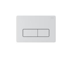 Клавиша смыва Iddis Unifix UNI10W0i77 (белая)