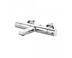 Смеситель для ванны термостатический Uniterm UNISB02i74WA (хром глянец)
