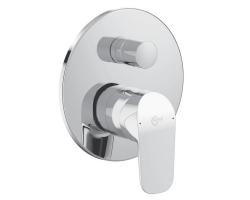 Смеситель для ванны встраиваемый Ideal Standard Ceraflex A6725AA (внешняя часть)