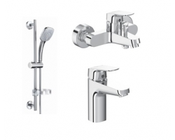 Комплект смесителей для ванной комнаты Ideal Standart Ceraflex B2189AA
