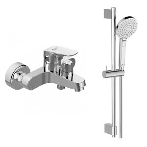 Комплект смесителей для ванной комнаты Ideal Standard Ceraflex B0060AA (хром глянец)