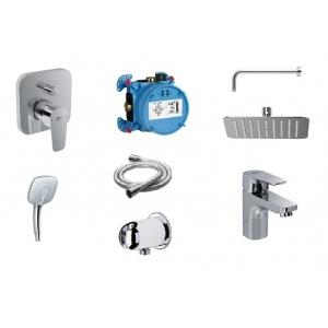 Комплект смесителей для ванной комнаты Ideal Standart Ceraplan III B1153AA