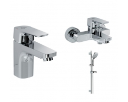 Комплект смесителей для ванной комнаты Ideal Standart Ceraplan III B1118AA