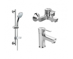 Комплект смесителей для ванной комнаты Ideal Standart Idealstyle B1431AA