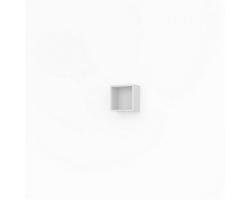 Полка кубик Какса-А Рэдиссон 30 30 см. 4302 (белый, подвесная)