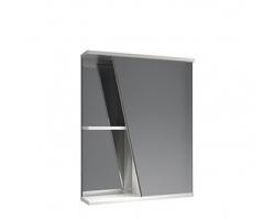 Зеркало-шкаф Какса-А Астра 55 55 см. 003368 (белое, правое, без подсветки)
