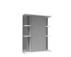Зеркало-шкаф Какса-А Гиро 55 55 см. 002846 (белое, без подсветки)