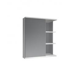 Зеркало-шкаф Какса-А Грация 55 см. 002833 (белое, левое, без подсветки)
