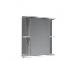 Зеркало-шкаф Какса-А Мадрид 55 55 см. 003304 (белое, без подсветки)