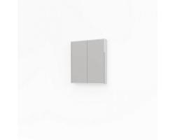 Зеркало-шкаф Какса-А Лайт 60 60 см. 4557 (белое)