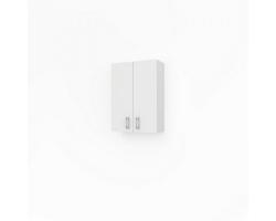 Шкаф Какса-А Лайт 50 50 см. 4562 (белый, подвесной, две двери)