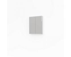 Зеркало-шкаф Какса-А Лайт 55 55 см. 4566 (белое)