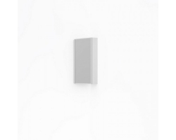 Шкаф-зеркало Какса-А Лайт 30 30 см. 4567 (белое, угловое)