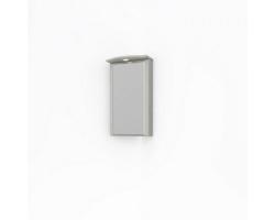 Зеркало-шкаф Какса-А Патина 65 65 см. 4501 (бежевое с золотом, угловое)