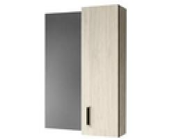 Зеркало-шкаф Какса-А Сантана 50 50 см. 3617 (дуб сантана, правое)