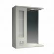 Зеркало-шкаф Какса-А Витраж 55 55 см. 003238 (белое, левое)