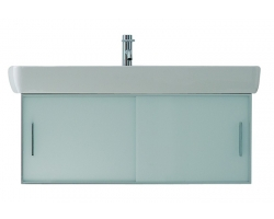 Тумба Laufen Case 7695.1 85 см. (без раковины, белый)