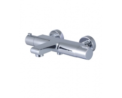 Смеситель для ванны термостатический Lemark Yeti LM7832C (хром глянец)