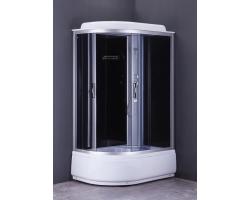 Душевой кабина Loranto CS-66120R G 120х80 (правая, тонированное стекло, высокий поддон)
