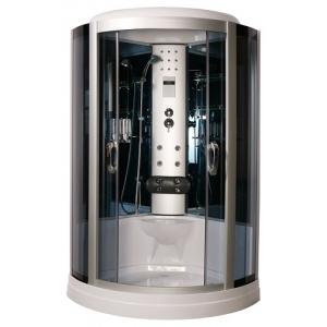 Душевая кабина Luxus 535 110х110 (тонированное стекло, низкий поддон)