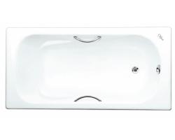Чугунная ванна Maroni Colombo 445968 170x80 (белая, с ножками и ручками)
