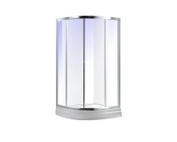 Душевой уголок Maroni Umbria ULR-090S 90х90 (прозрачное стекло)