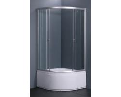 Душевой уголок Maroni Umbria UDR-090М 90х90 (матовое стекло)