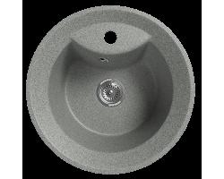Кухонная мойка Merkana Модель 1 48х48 см. 34883 (тёмно-серая)