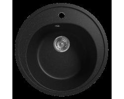Кухонная мойка Merkana Модель 3 51х51 см. 34895 (чёрная)