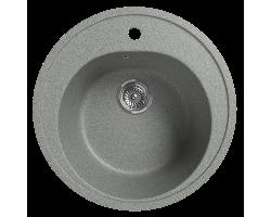 Кухонная мойка Merkana Модель 3 51х51 см. 34897 (тёмно-серая)