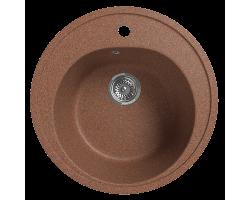 Кухонная мойка Merkana Модель 3 51х51 см. 34898 (терракотовая)