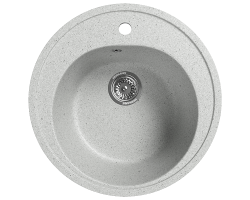 Кухонная мойка Merkana Модель 3 51х51 см. 34899 (светло-серая)
