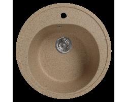 Кухонная мойка Merkana Модель 3 51х51 см. 34894 (песчаная)