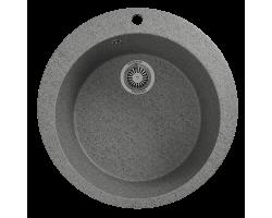 Кухонная мойка Merkana Модель 30 47х47 см. 35003 (тёмно-серая)