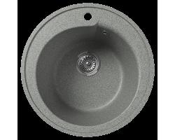 Кухонная мойка Merkana Модель 4 43х43 см. 34904 (тёмно-серая)