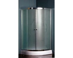 Душевой угол Nautico SWВ-8005 80х80 (матовое стекло, низкий поддон)
