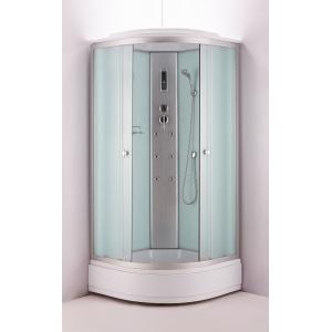 Душевая кабина Niagara  NG-3316-14 33161424 100х100 (матовое стекло, средний поддон)