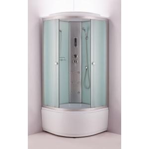 Душевая кабина Niagara  NG-3319-14 33191424 100х100 (матовое стекло, высокий поддон)