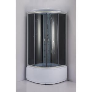Душевая кабина Niagara NG-3519-14 35191433 100х100 (тонированное стекло, высокий поддон)